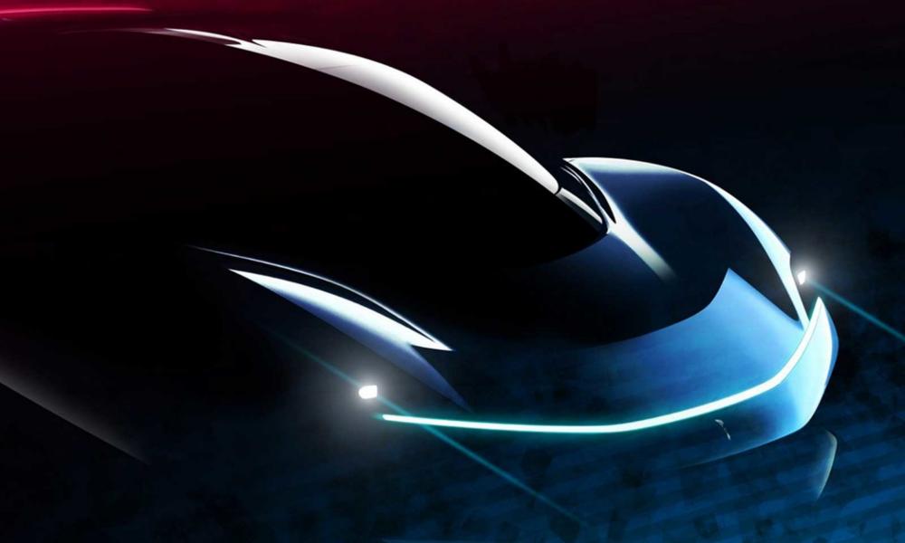 """Pininfarina dévoile son """"hypercar"""" électrique qui roule à 400 km/h"""