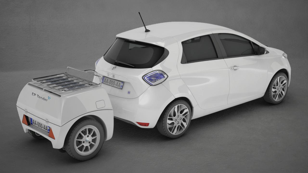 Une batterie externe pour recharger votre voiture comme un téléphone