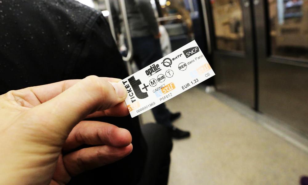 Paris annonce la mort du ticket de métro