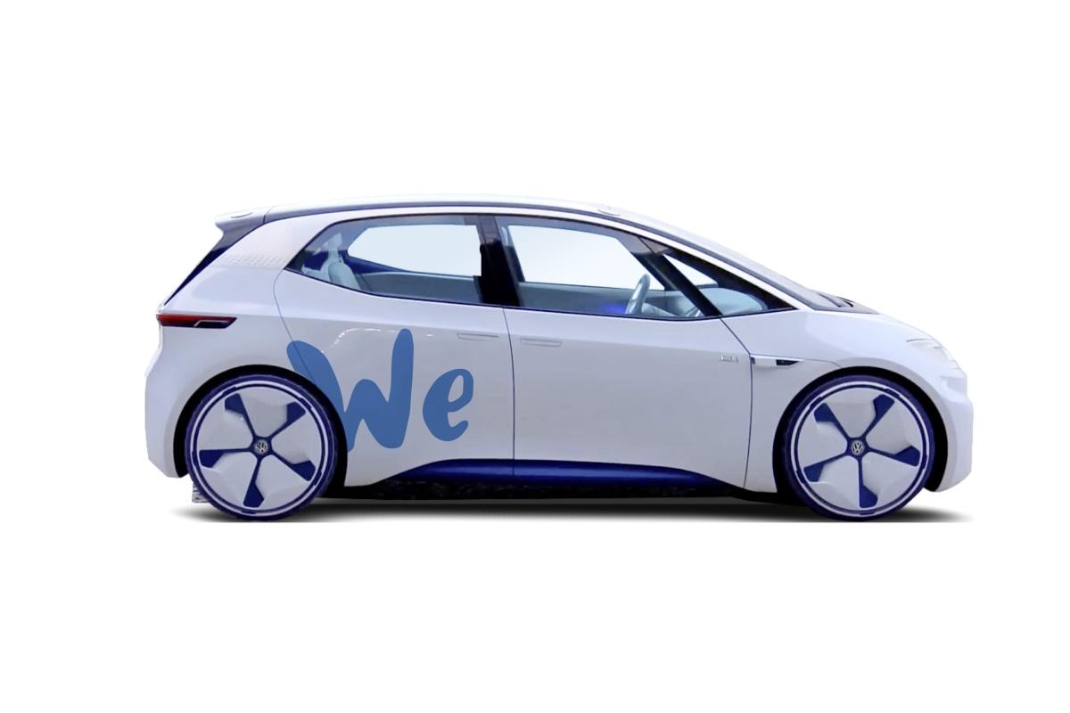 Les voitures en libre service de Volkswagen débarquent en Europe