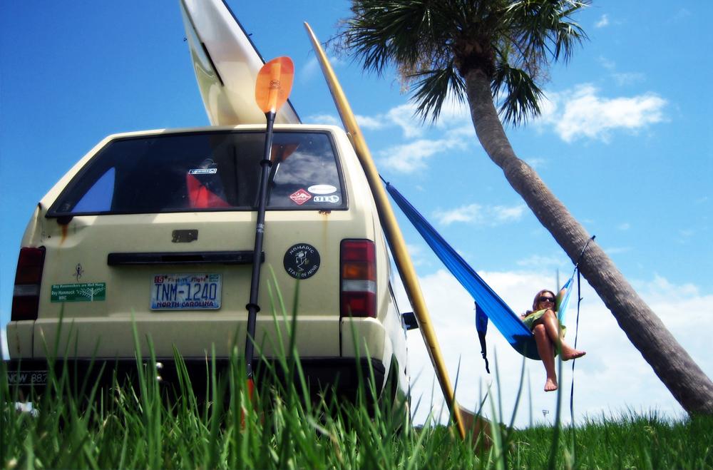 Cinq objets pour transformer sa voiture en meilleure amie des festivals