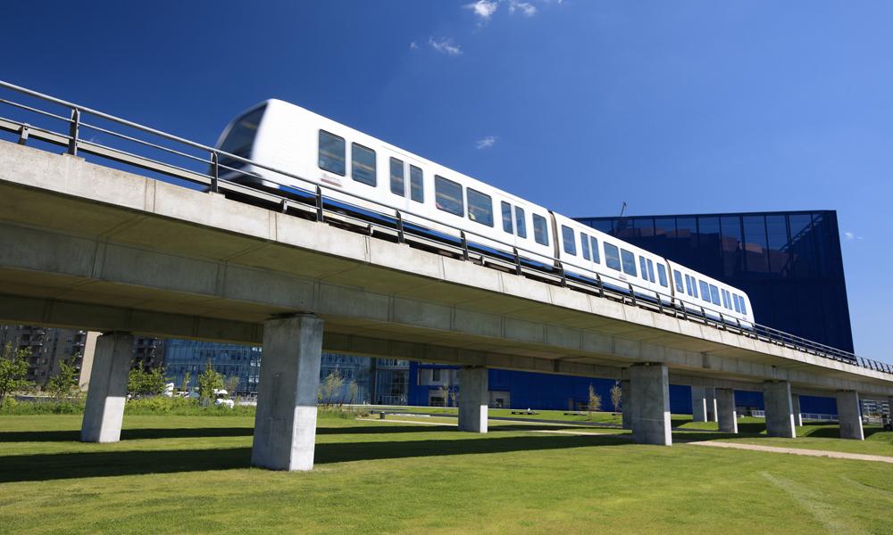 La Suède et le Danemark créent la première ligne de métro international