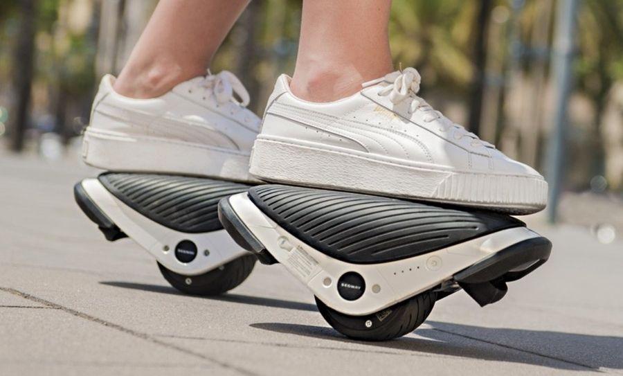 Bouger sans transpirer avec ces patins électriques sans attaches