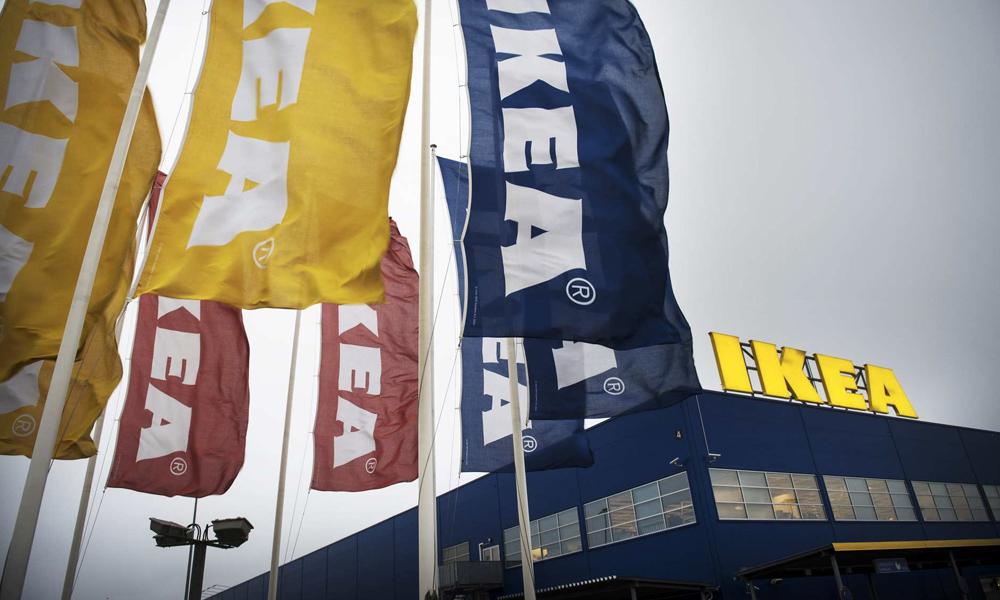 IKEA introduit du plastique biodégradable dans ses meubles