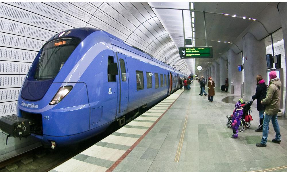 métro danois