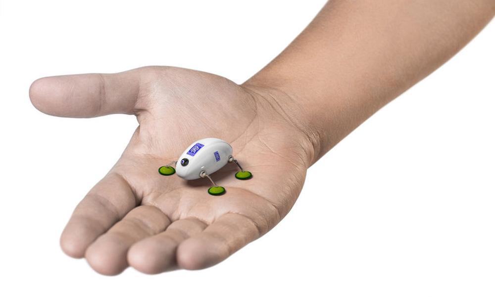 Ce mini-robot est votre futur garagiste