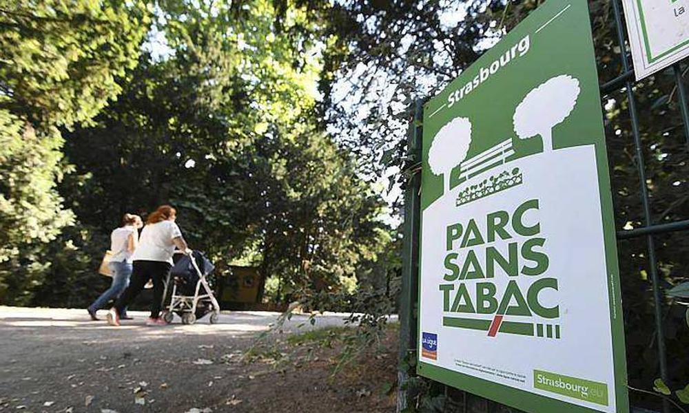 La cigarette sera-t-elle bientôt interdite dans tous les parcs ?