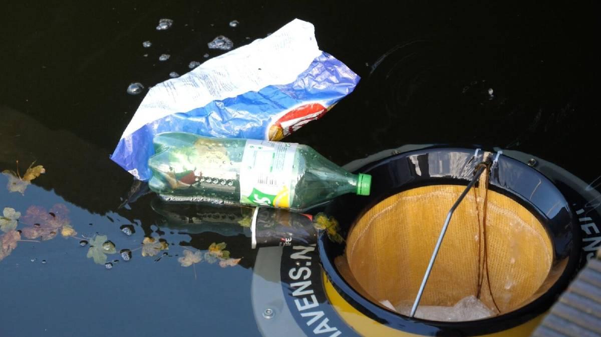 La Méditerranée bientôt propre grâce à cette poubelle mangeuse de déchets
