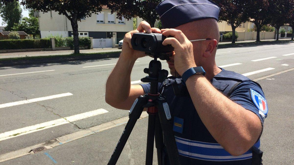 Vitesse, ceinture, téléphone… Les nouvelles jumelles-radars de la gendarmerie voient tout