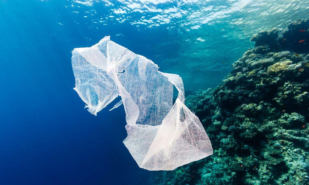 Des sacs plastiques qui s'auto-détruisent en 5 minutes top chrono