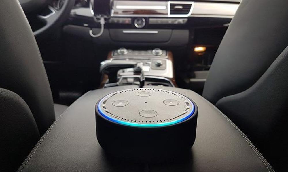 Amazon veut inclure son assistant vocal Alexa dans nos voitures