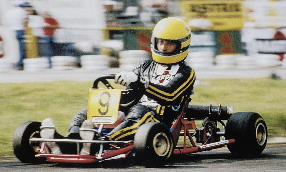 Le mythique kart d'Ayrton Senna est à vendre