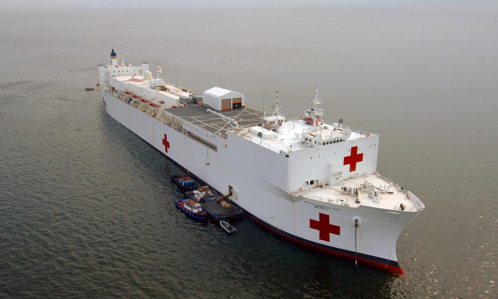 Des Français créent un navire hôpital qui carbure aux énergies renouvelables