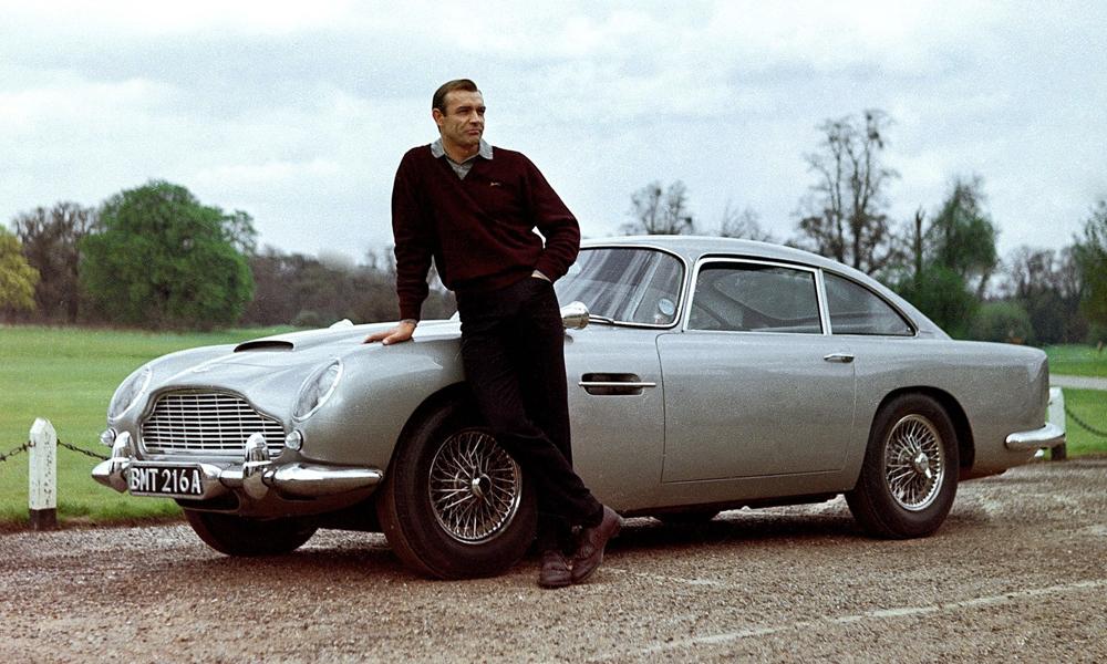 La mythique voiture de James Bond bientôt disponible à la vente