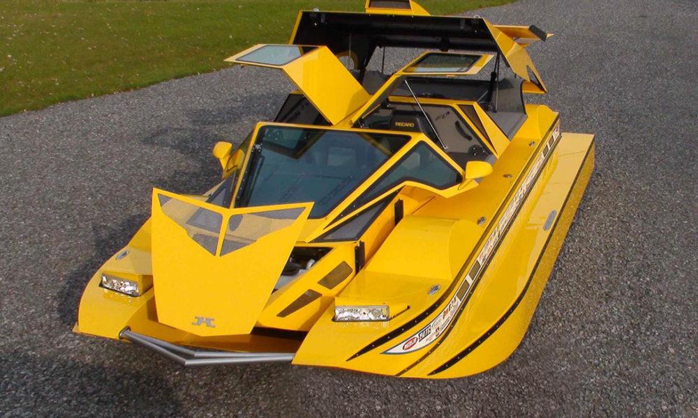 HydroCar ouverte