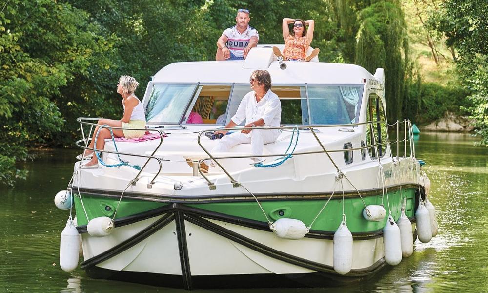 L'Alsace se met au vert en développant le tourisme fluvial électrique