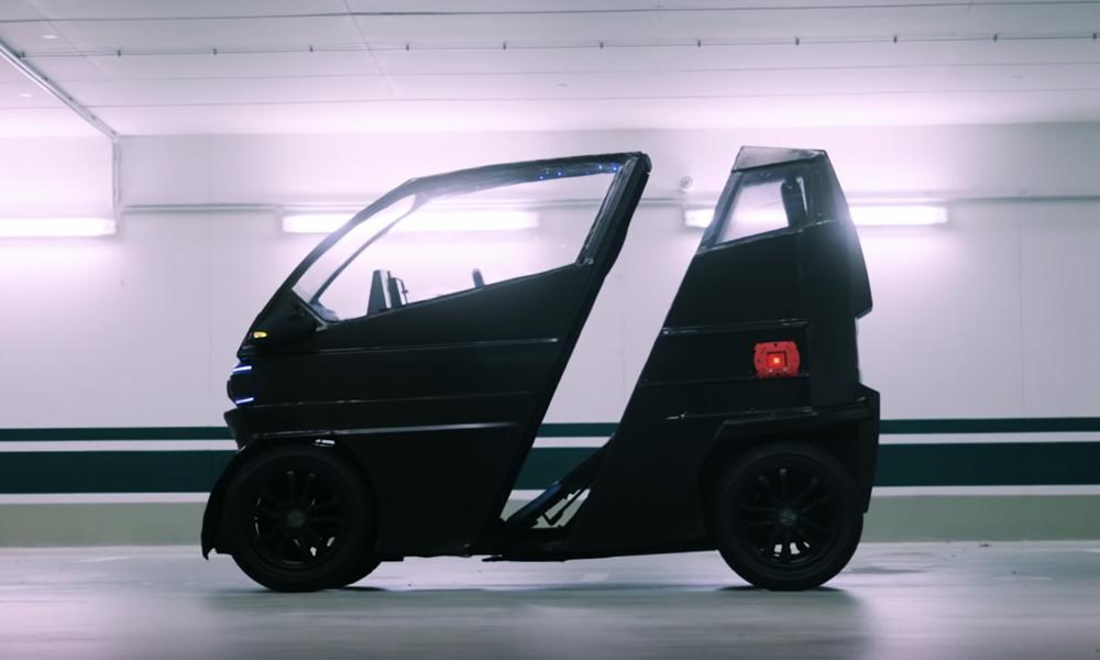 Pour 4000 €, cette voiture électrique grandit selon vos besoins