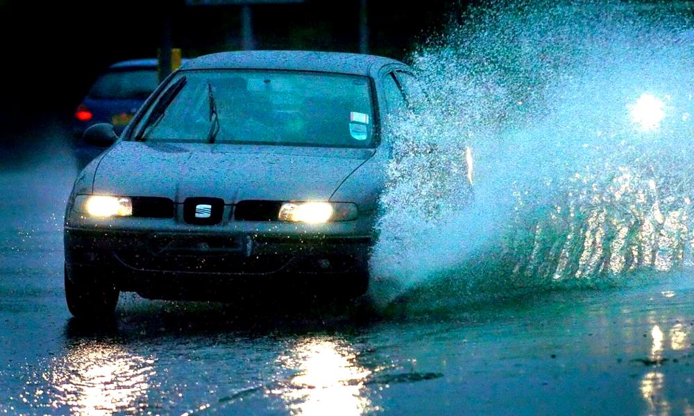 Fini l'aquaplaning, les voitures de demain anticiperont la météo