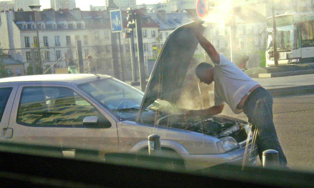 Premières victimes de la canicule : nos voitures