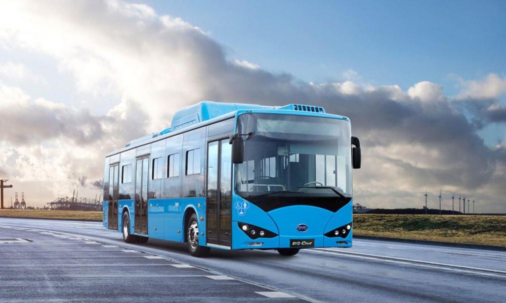 À Lyon, 100% des bus seront électriques d'ici 2025