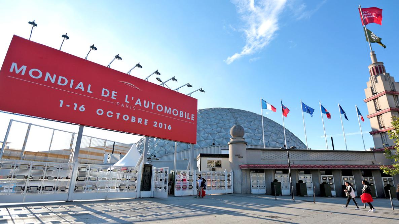 Le Mondial de l'auto fête ses 120 ans, et ça roule toujours