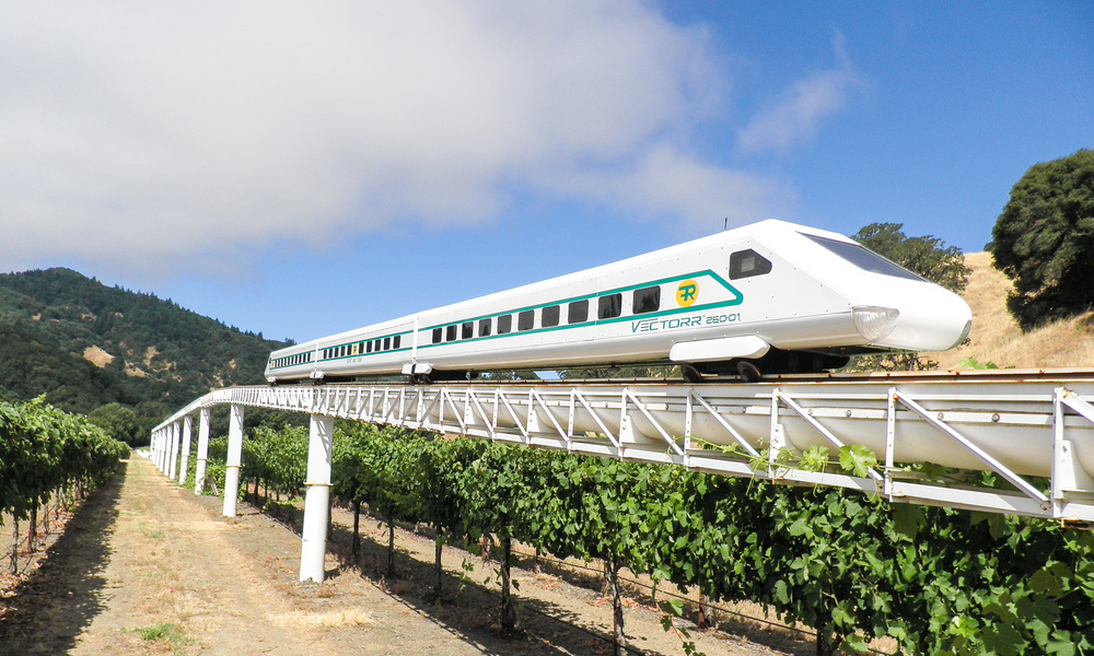Plus écolo et sans loco : voici le train à air comprimé