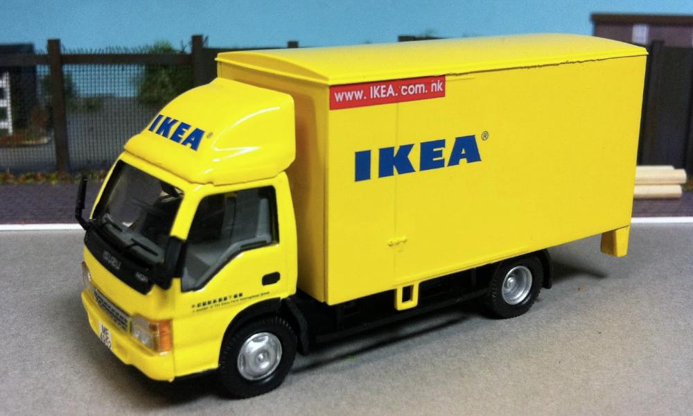 Les livreurs Ikea passent à l'électrique