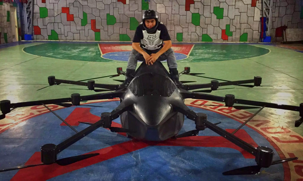 Kyxz multicopter