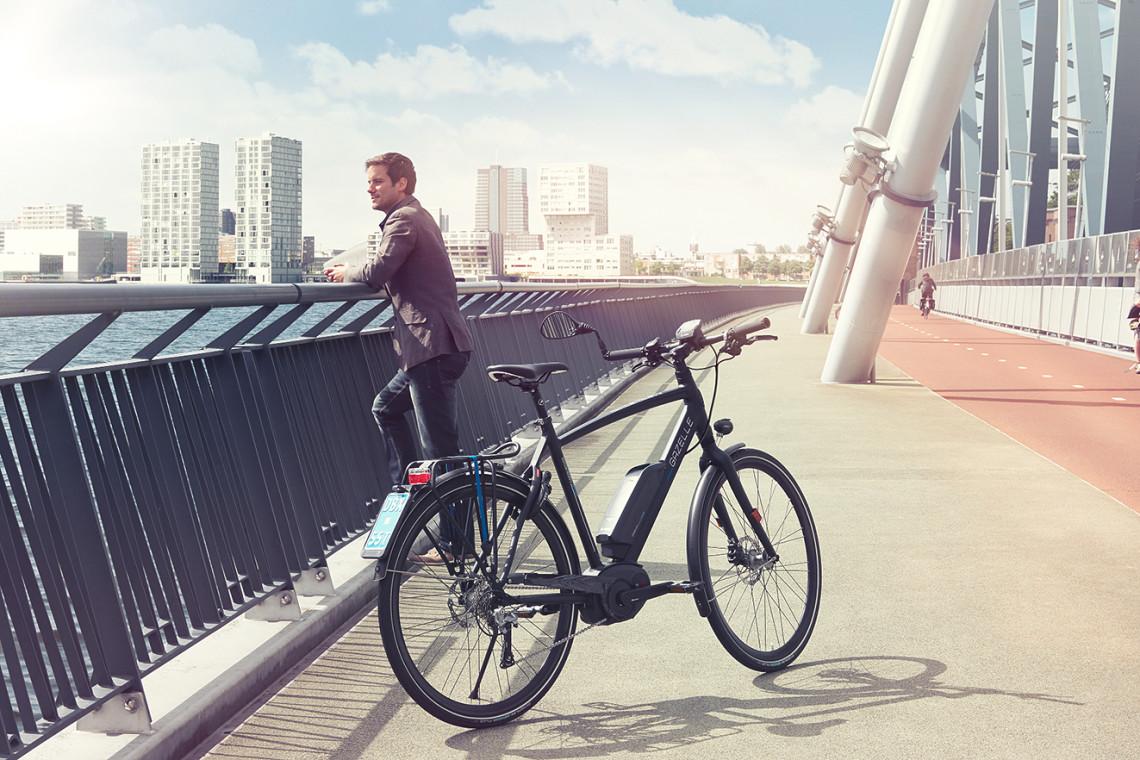 Les Français en pincent pour le vélo électrique