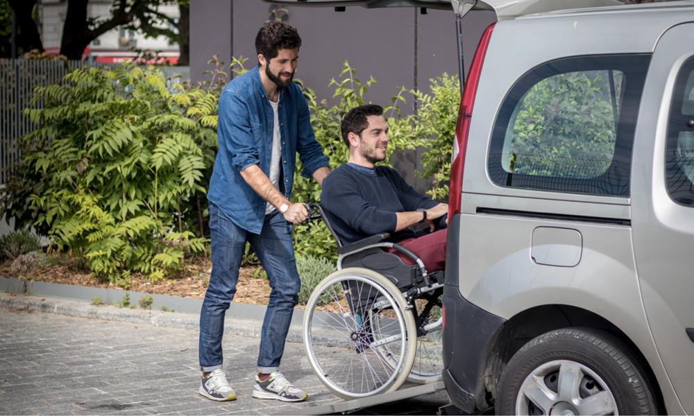 Wheeliz, le service de location de voitures pour les personnes en fauteuil roulant