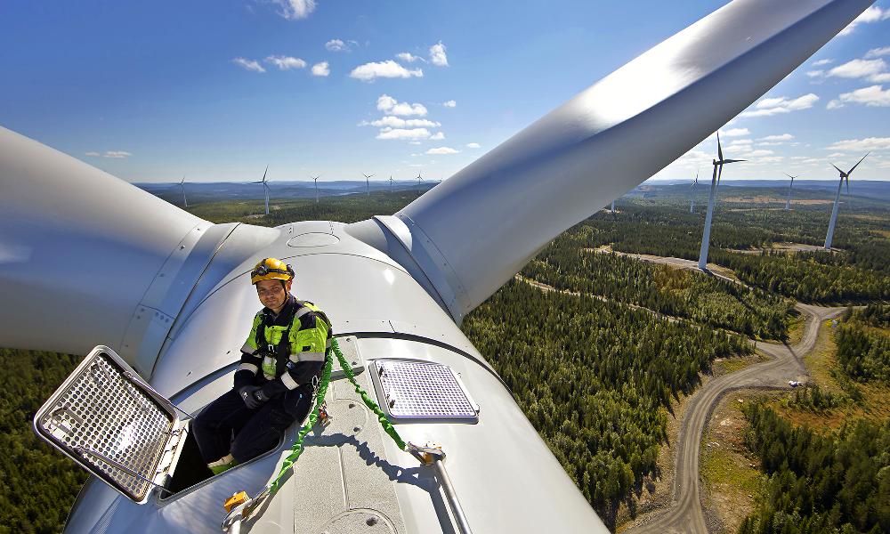 La Suède réussit sa transition énergétique avec 12 ans d'avance