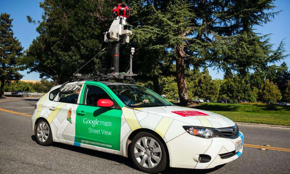 Google donnera bientôt la carte des zones polluées à éviter