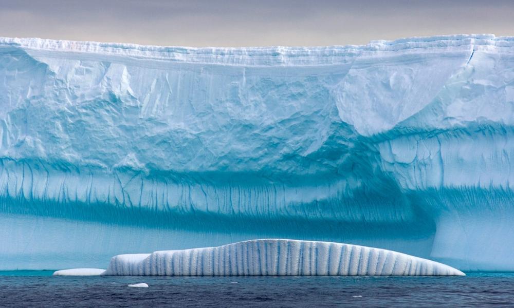 Un mur autour de l'Antarctique pour l'empêcher de fondre