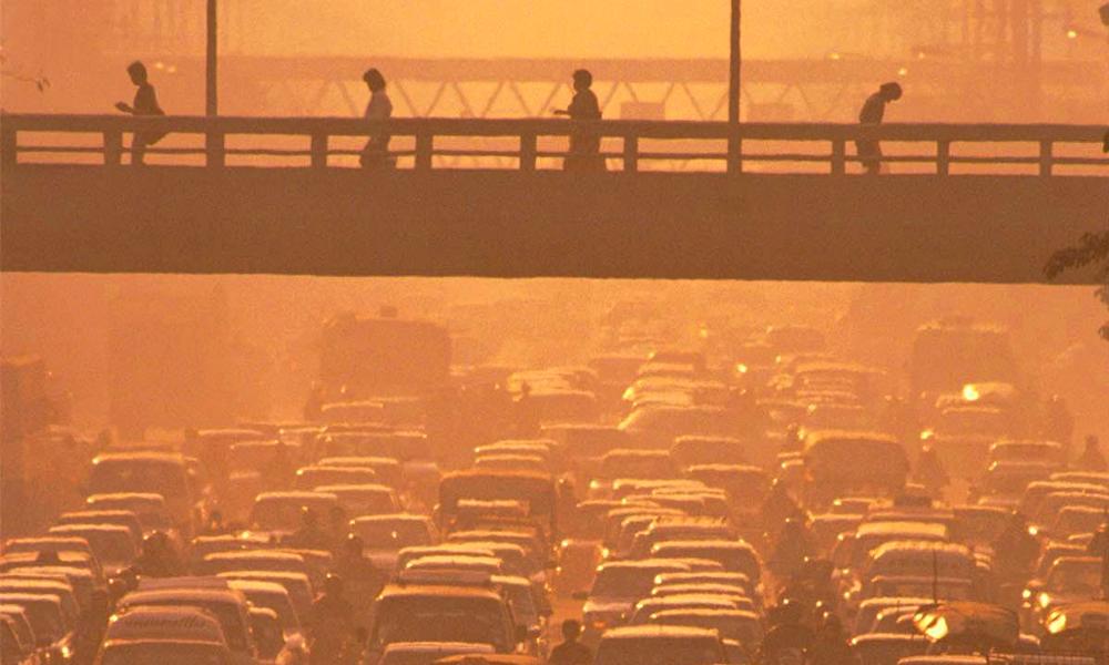 Le saviez-vous ? La pollution, c'est aussi mauvais pour les voitures électriques