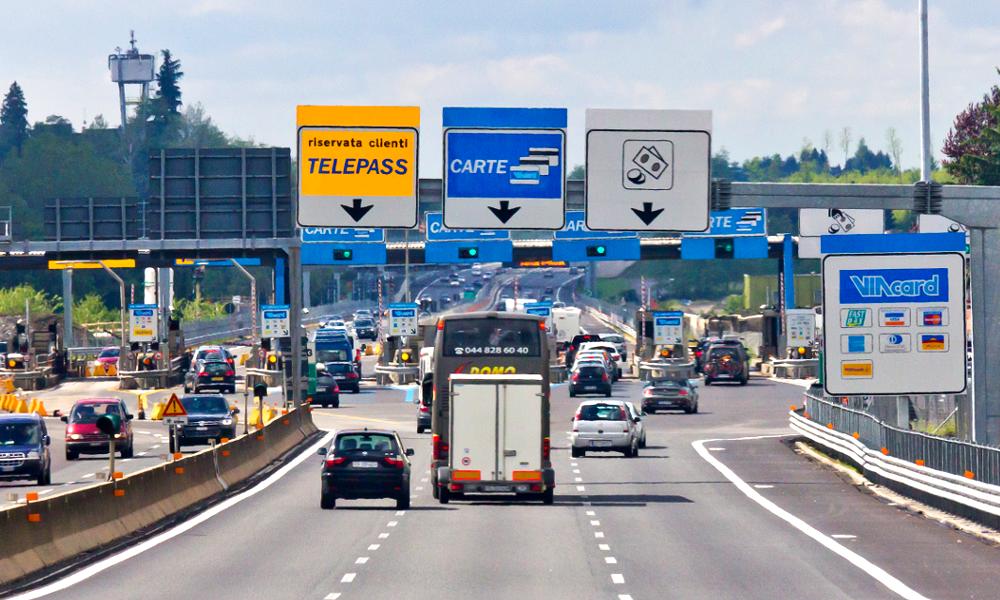 Dès 2019, un télébadge permettra d'emprunter toutes les autoroutes d'Europe