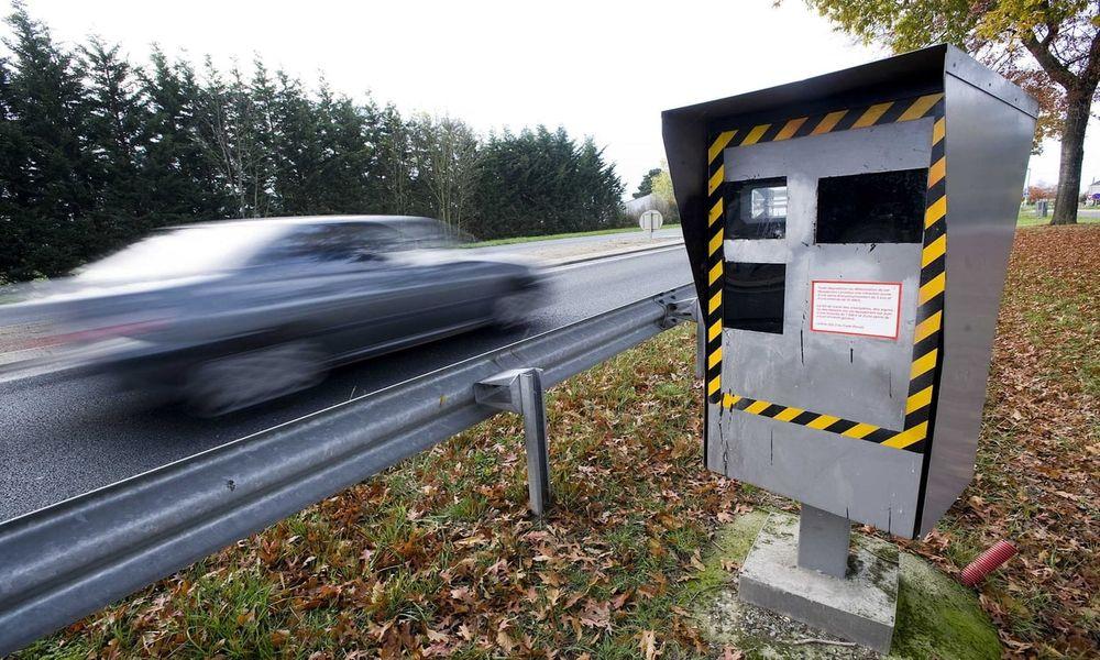 Blague belge : un conducteur flashé à plus de 900 km/h