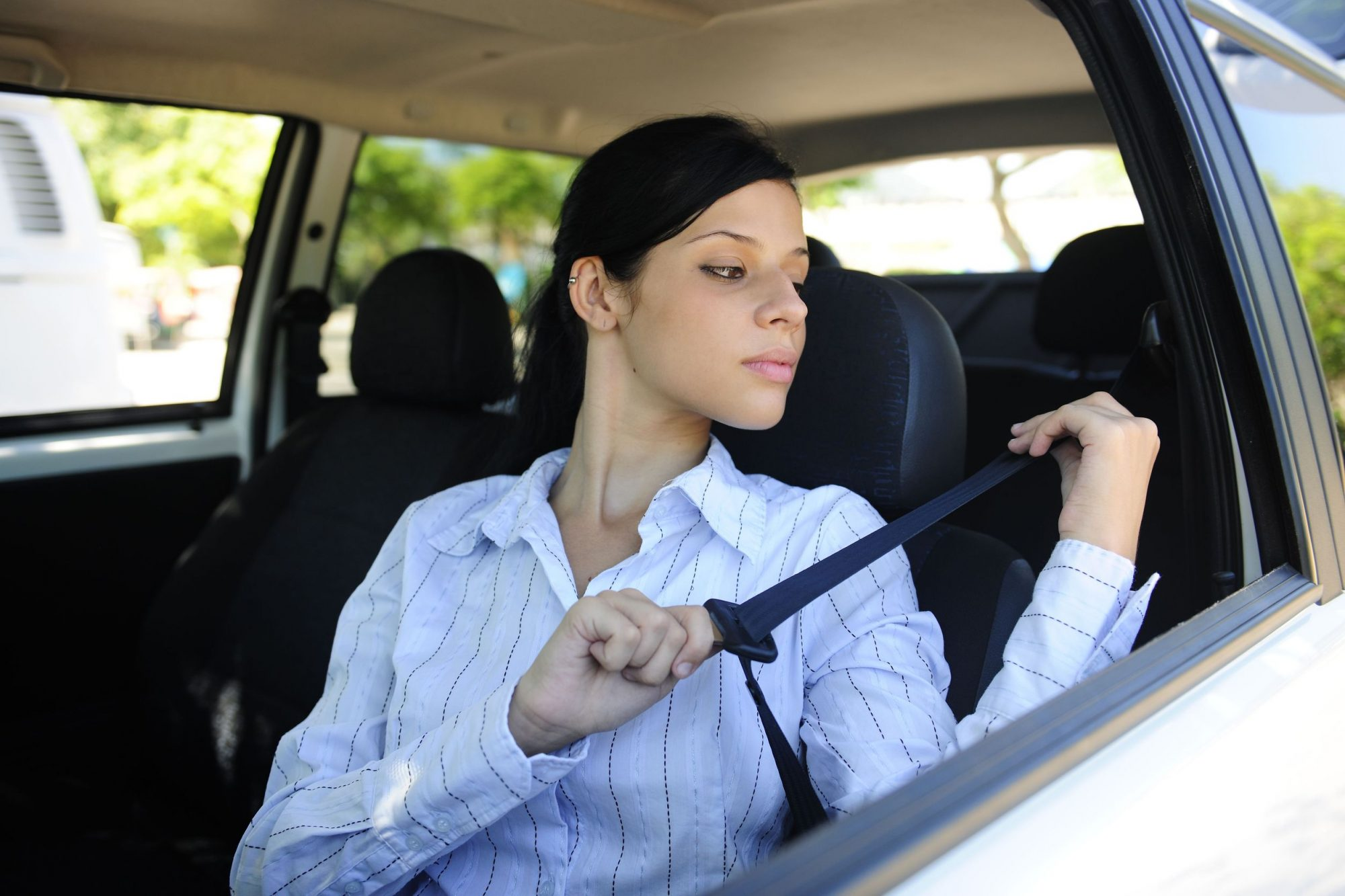 Après les voitures, voici la ceinture de sécurité connectée