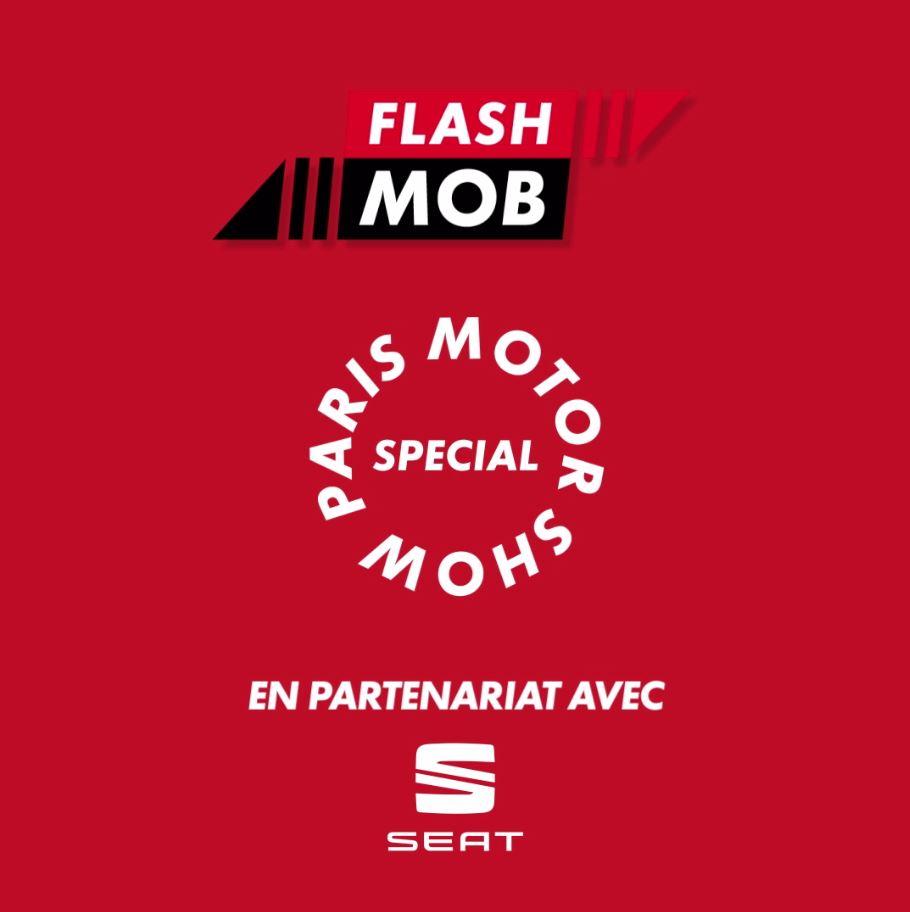 L'interview Flash Mob : Spéciale Mondial de l'Auto