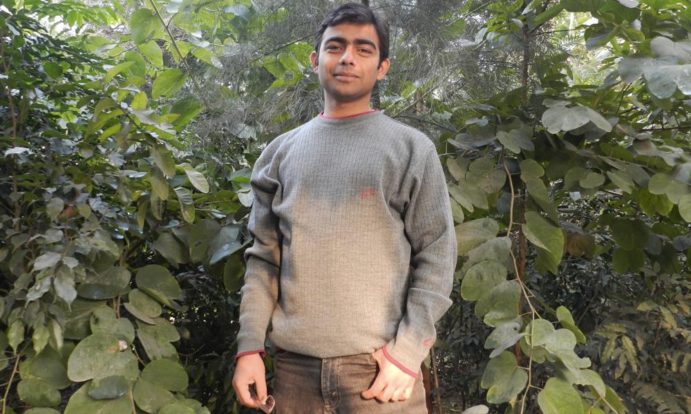 Cet Indien fait pousser des mini forêts pour mieux faire respirer les villes