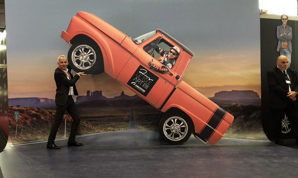 Comment s'éclater au Salon de l'Auto, sans être fan d'auto