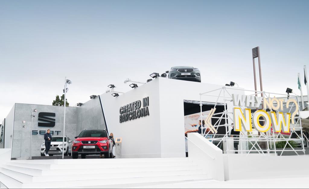 SEAT au cœur de l'innovation au Mondial de l'auto