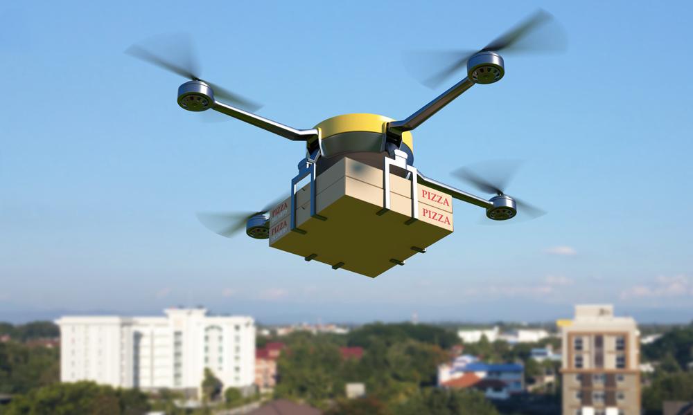 Dès 2021, Uber livrera vos repas par drone
