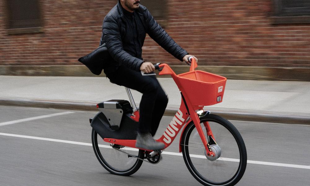 Uber s'attaque au marché du vélo électrique à Paris