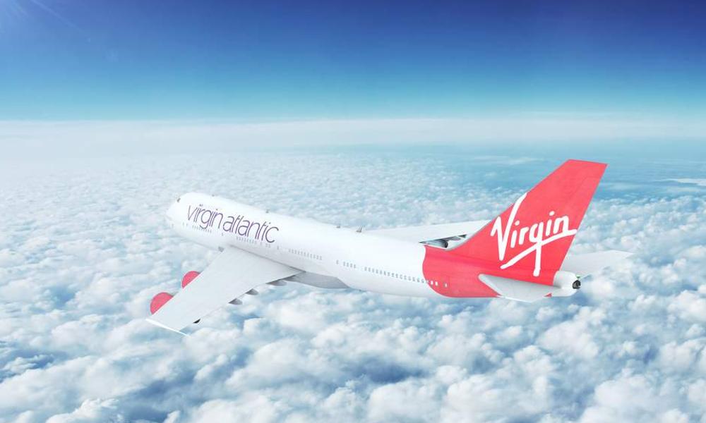 Virgin Atlantic : des vols 65% moins polluants avec un kérosène à base de rejets industriels