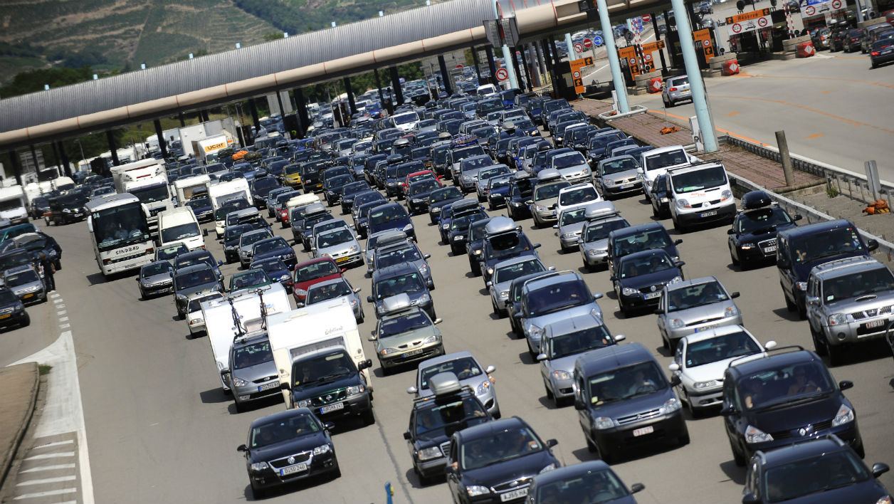La Moselle teste les péages d'autoroute sans barrière