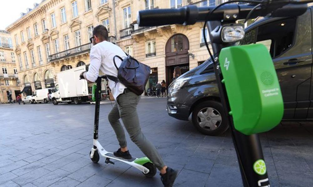 Pour 71% des Français, la ville n'est pas adaptée aux trottinettes électriques