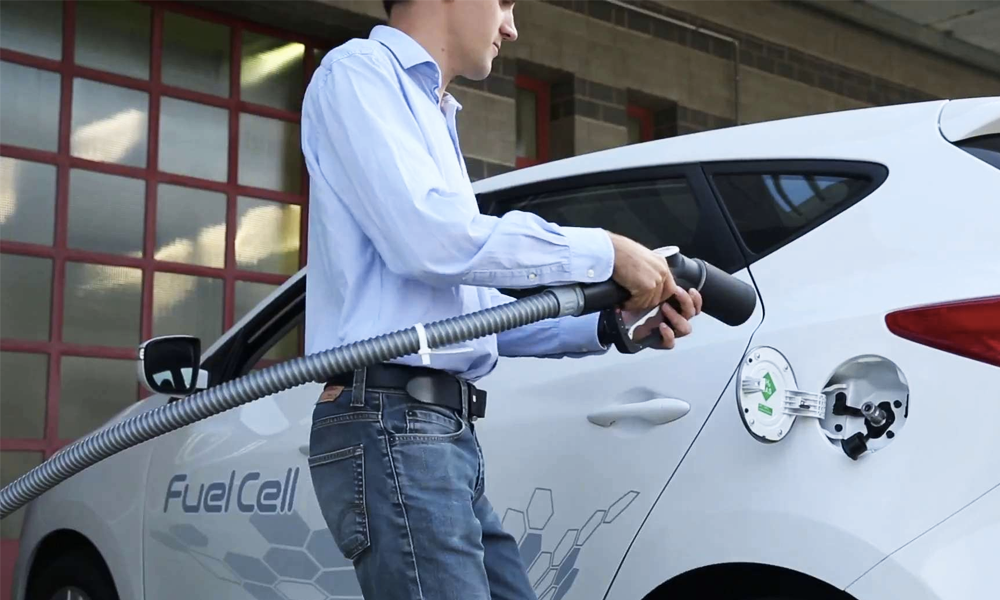 Voiture à hydrogène : les premières stations enfin installées à Paris