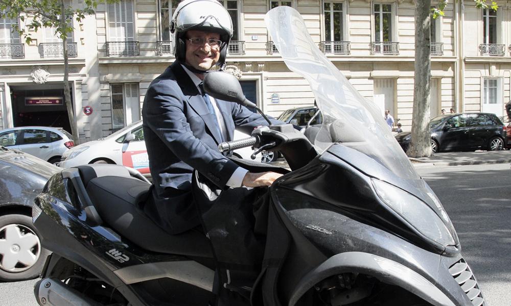 Le secret des Parisiens pour se garer gratos partout: le scooter