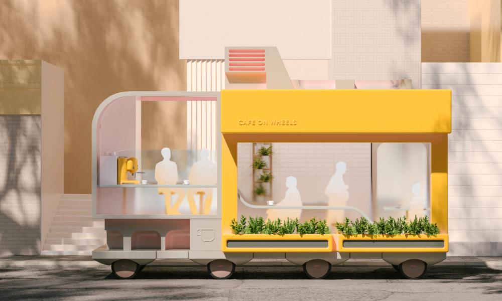 IKEA veut inventer des voitures-café et des voitures-salle de réunion