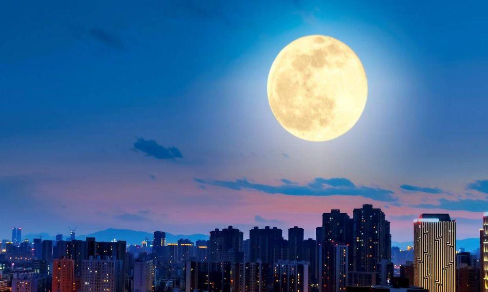 La Chine va créer une Lune artificielle pour remplacer ses lampadaires